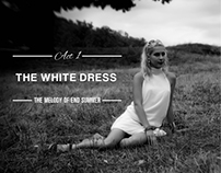 THE MELODY OF END SUMMER - ACT1 the white dress