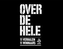 KNVB book - Over de hele