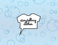'Storytelling clothes' for Samsung Eco Bubble