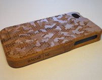 Polygon Camo Cases by Grove