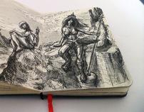 Sketchbook 2011