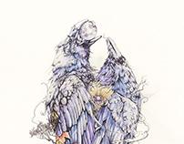 Moon Ravens