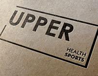 Branding // Naming // Upper Health Sports