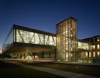 Milstein Hall at Cornell University