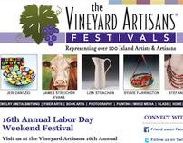 Vineyard Artisans - Email Blast