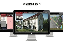 Webdesign - Ads - Catalogue - Rent Immobilier