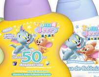 Linha Tom and Jerry Baby TOPZ - EMS