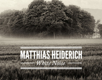 Matthias Heiderich - White Noise Catalogue