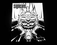 SIGNCAFE Cover Design