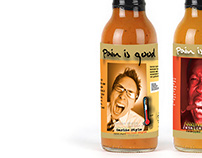 Hot Sauce | Product Design