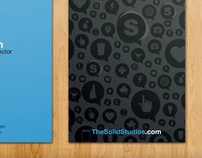 The Solid Studios Business Cards