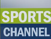 SPORTS TV STYLEBOARD