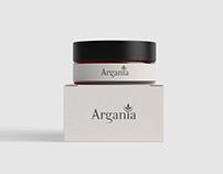 Argania — logo & brand identity design