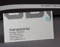 Panasonic- Rebrand w. Stationary
