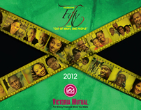 Victoria Mutual 2012 Calendar