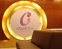 Cloudnine Brand Identity