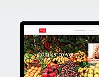 The Farm Shop - Branding