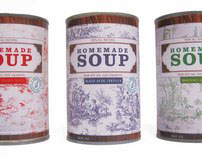 Vegetarian Soup Packaging