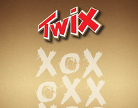 Twix Ad Campaign