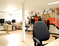 Creative Jar - Office Artwork