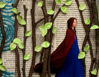 Altered Books: Fairy Tales