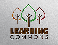 Learning Commons Branding