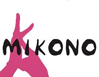 Mikono - Spécimen Typographique
