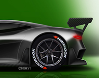Super Sport FR Coupe Concept - LMR Version