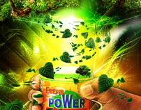 Power Root Energy Drinks