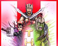 Week 4, Thor Ragnarok