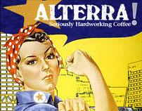 Alterra Coffee Ad Campaign