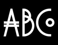 Live a lot typeface
