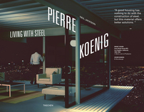Pierre Koenig Living With Steel