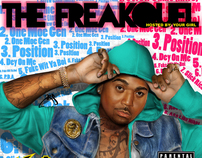 The FreakQuel (Album cover)