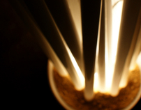 fluoro lamp.