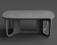 Beton Table