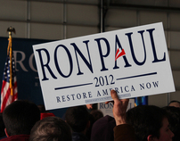 Ron Paul - NH Primary