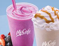 McDonald's McCafé Smoothies Campaign
