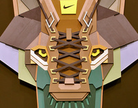 The Wolf, Nike Sportswear