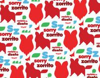 Sorry Zorrito en Diseño Neto