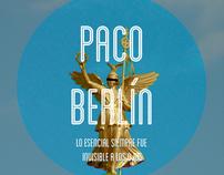 Paco Berlín - Movie Identity