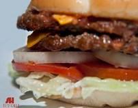 Burger Sandwich Photography