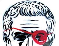 Stencil | Os Negócios do Senhor Júlio César