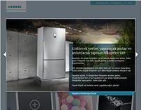 Siemens XXL Refrigerator #HayatıDoldur Campaign
