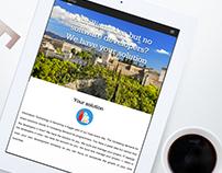 Bootstrap Responsive Website