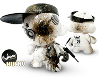 Fybeone - Personalised Munny