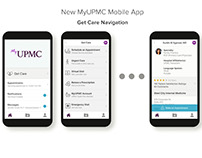MyUPMC App and Responsive Site