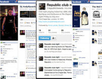 Social media presences