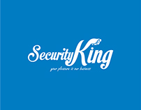 Securityking Logo