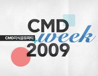 2009 CMD week